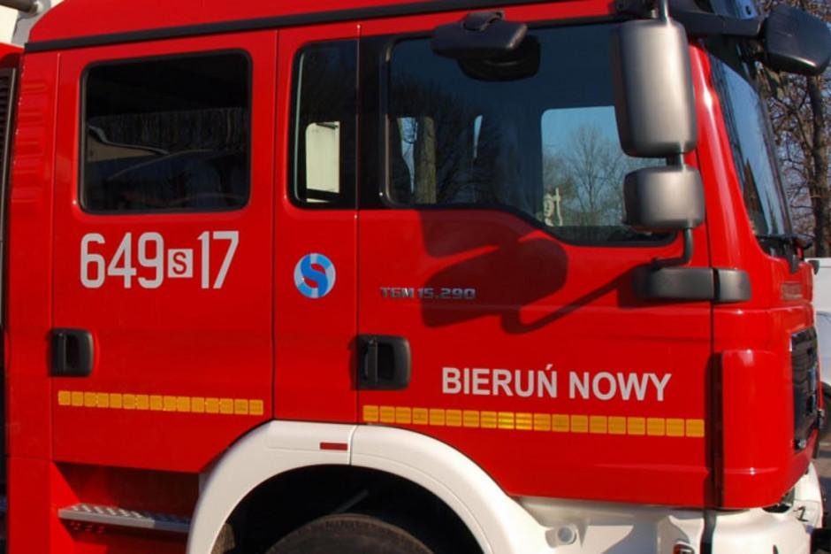 Nowy samochód ratowniczo-gaśniczy dla OSP w Bieruniu