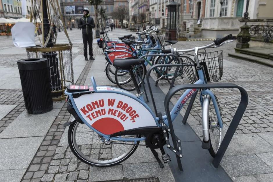Gdańsk-Gdynia-Sopot: Rozwiązanie umowy na zarządzanie systemem roweru miejskiego