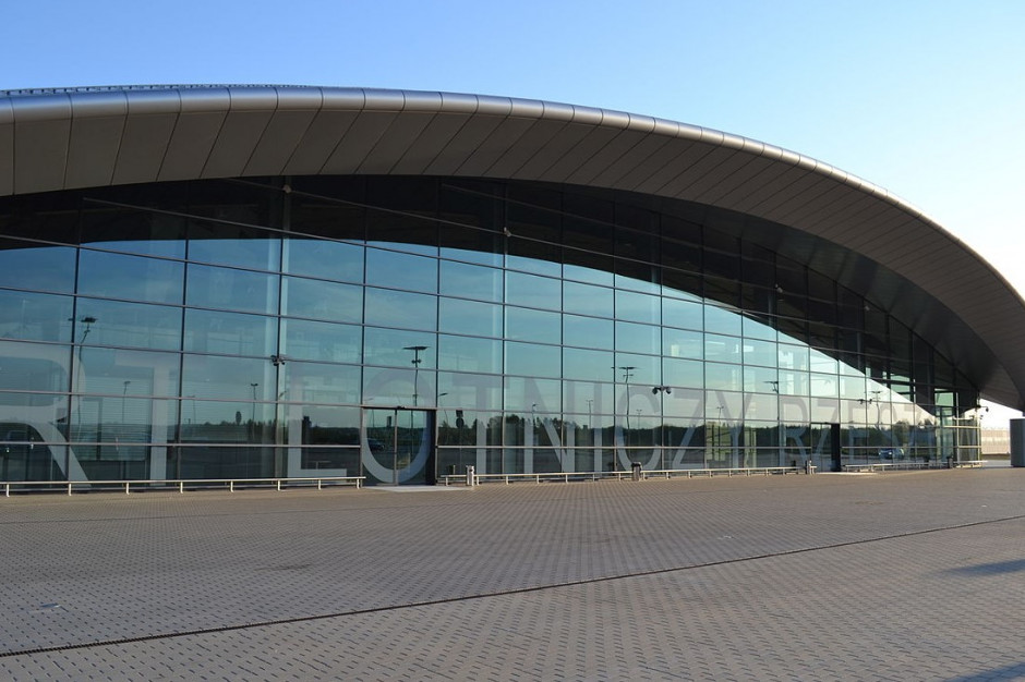 Rekordowy rok Lufthansy na podkarpackim lotnisku