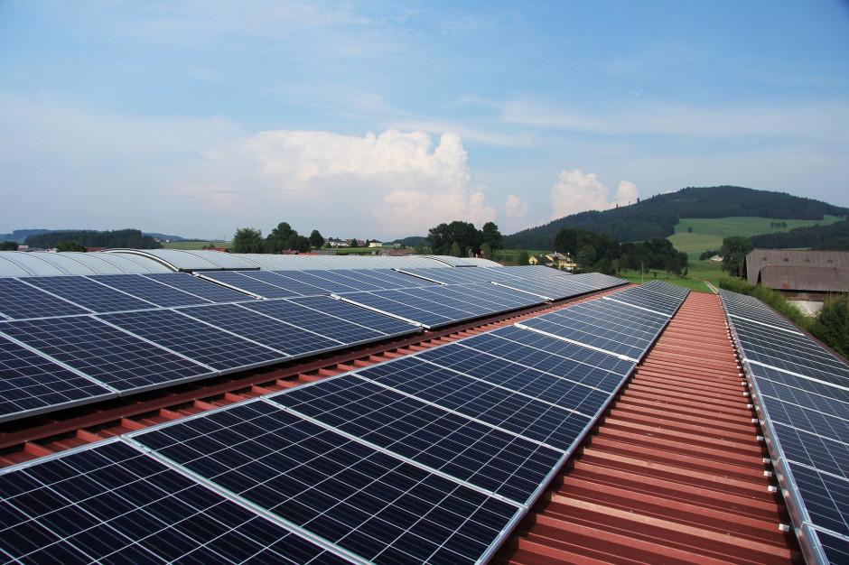 Fotowoltaika: Boom na elektrownie słoneczne