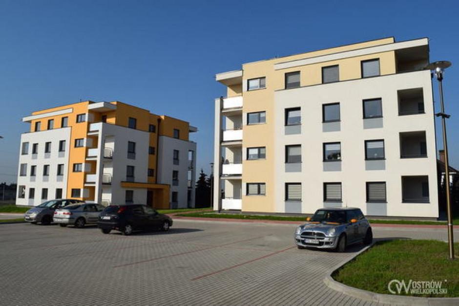 """Ostrów Wielkopolski buduje mieszkania dla... """"systematycznych"""""""