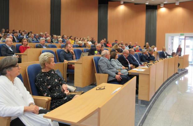 Stanowisko jest wspólnym głosem samorządowców, prezesów szpitali, lekarzy, ratowników medycznych i naukowców z Pomorza (fot. umwp)