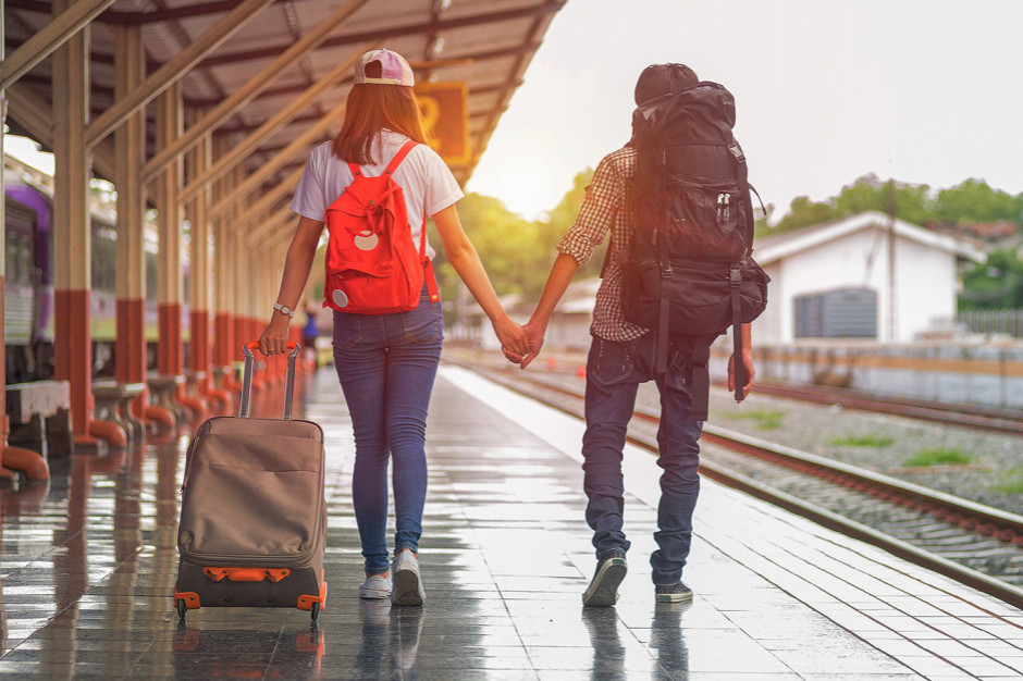 247 mln pasażerów podróżowało koleją przez pierwsze trzy kwartały