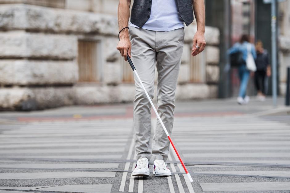 W Chorzowie smartfon pomoże niewidomym