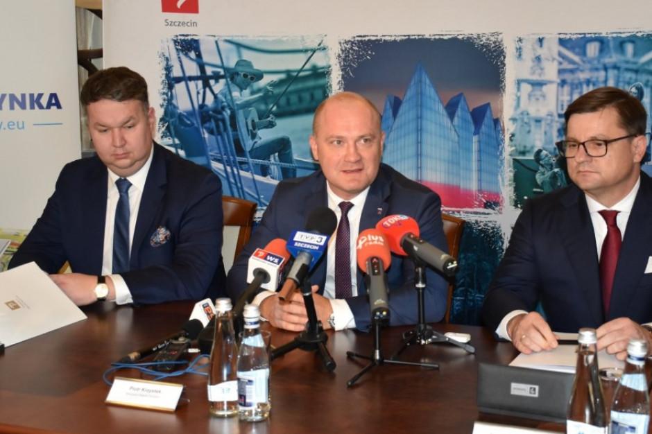 """Piotr Krzystek oferuje pomoc mieszkańcom kamienicy dotkniętej pożarem: """"Zapewnimy hotele"""""""