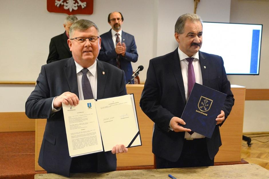 List intencyjny burmistrza Zakopanego i marszałka. Dawna siedziba Gestapo zmieni się w muzeum