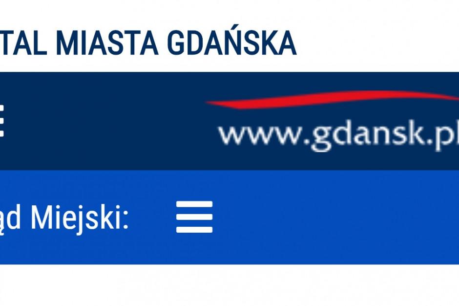 Radni gdańscy pytają o finansowanie portalu Gdansk.pl