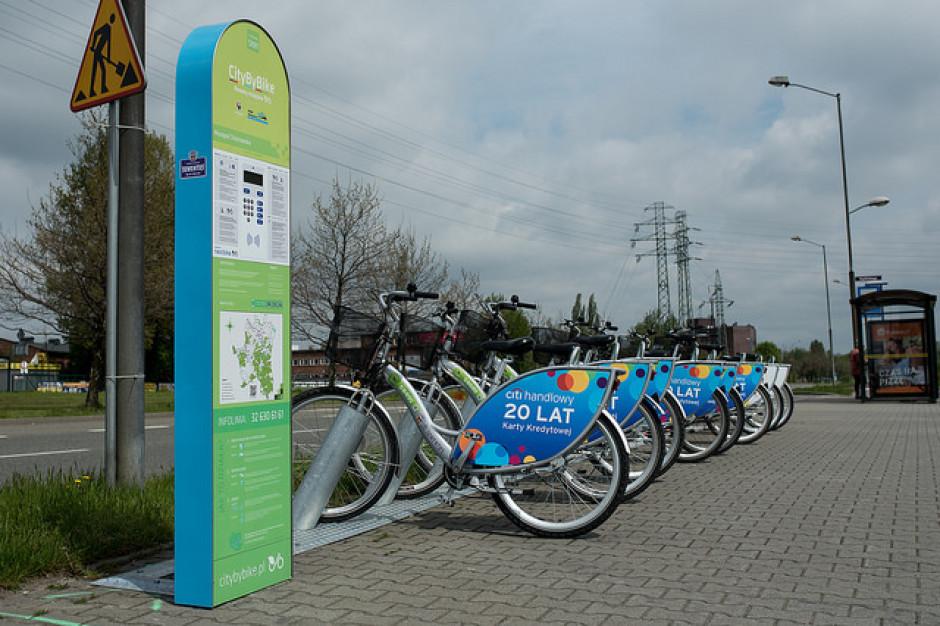 Metropolia integruje 1,5 tys. rowerów miejskich z pięciu miast