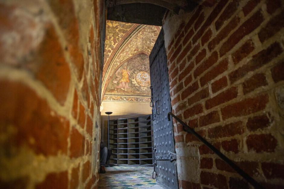 W Gdańsku odnowiono malowidła z 1583 r. w Ratuszu Głównego Miasta