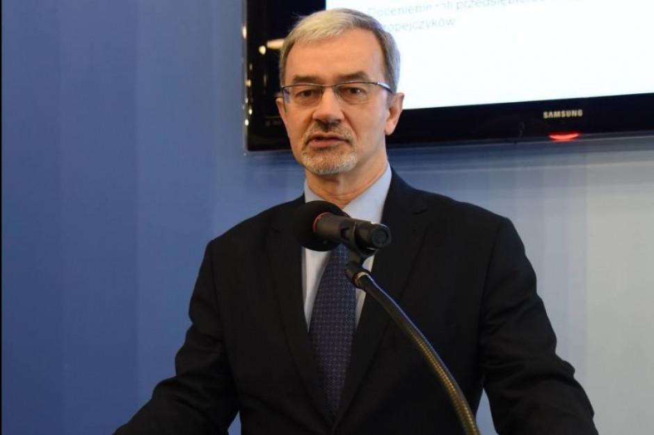 Kwieciński: w 2030 r. osiągniemy średnią UE ws. dostępności mieszkań