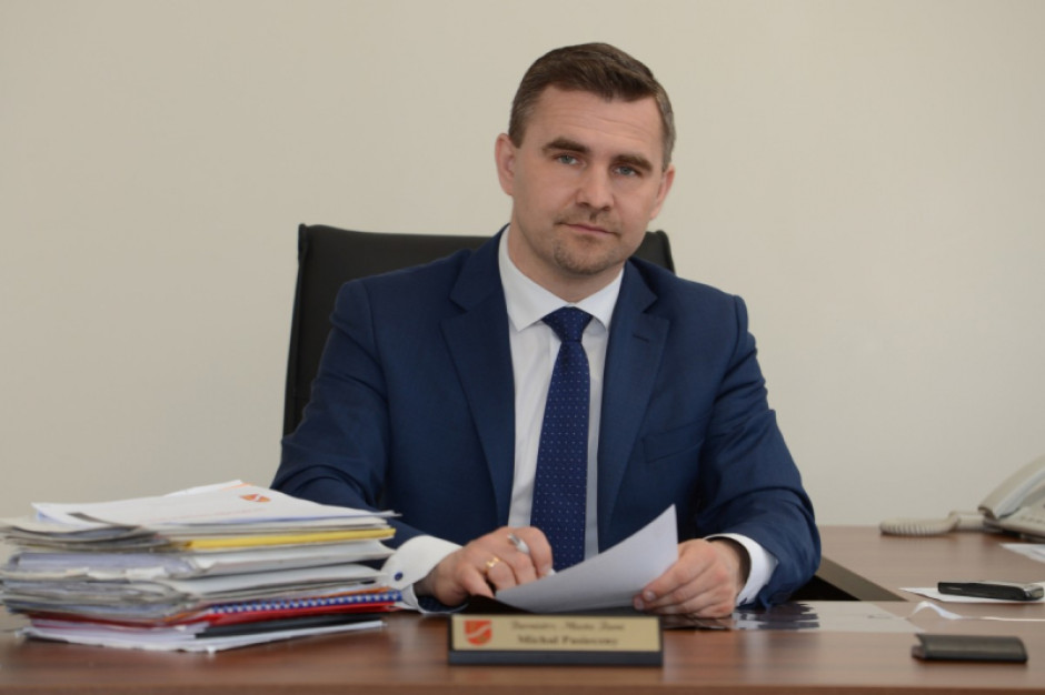 Burmistrz Rumi: Nadchodzi czas testu dla wielu gmin. Nie wiem, czy wszystkie przetrwają