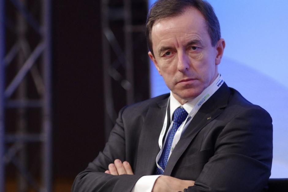 Tomasz Grodzki z KO jest kandydatem na marszałka Senatu