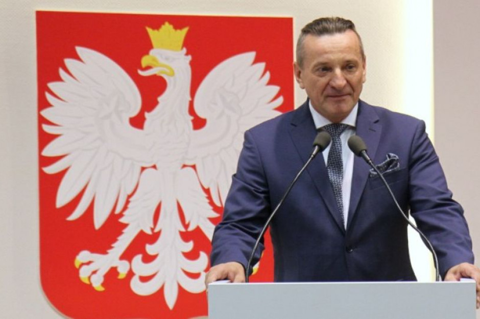Leszek Bonna nowym wicemarszałkiem województwa pomorskiego