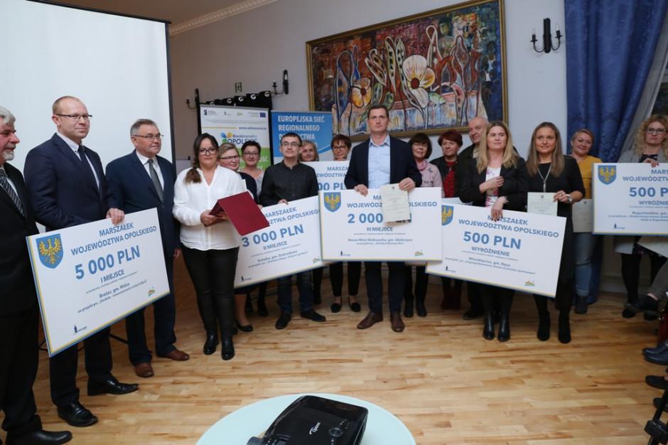 Poznaliśmy laureatów konkursu na najlepszą inicjatywę sołecką na Opolszczyźnie
