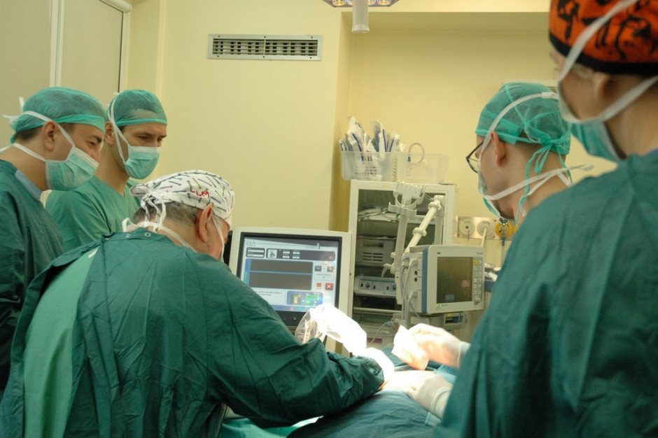 Termomodernizacja szpitali. Prawie 26 mln zł dotacji z NFOŚiGW