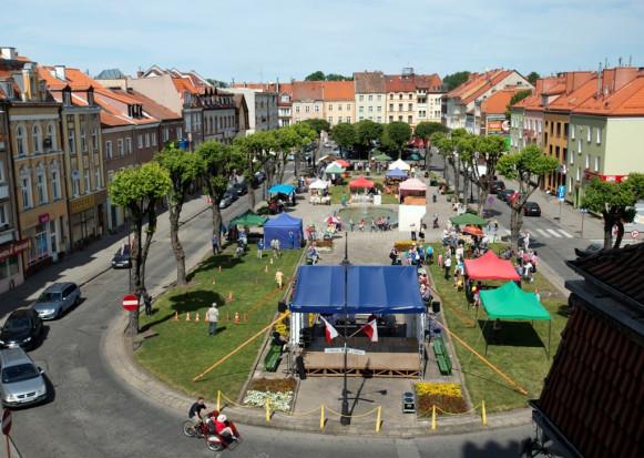 W Polsce do stowarzyszenia należy 31 miast w tym Bartoszyce (na zdjęciu) (fot.cittaslow.pl)