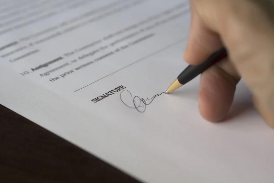 Zastępca skarbnika może złożyć kontrasygnatę na umowie kredytowej