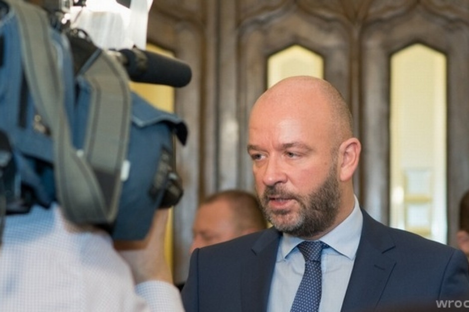 Radni PiS podsumowali rok prezydentury Jacka Sutryka: Wrocław dokonał skrętu w lewo