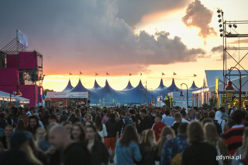 Gdynia i Open'er walczą o prestiżową nagrodę