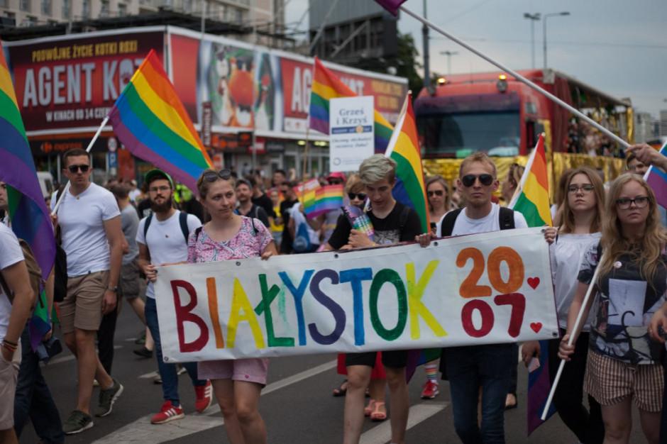 Radny PiS domaga się przeprosin od prezydenta Białegostoku. Chodzi o Marsz Równości