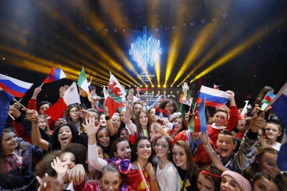 Eurowizja Junior w Gliwicach: miasto ozdobią flagi, uczestnicy zwiedzą Palmiarnię