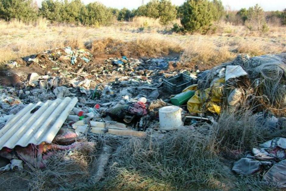 Prawomocny wyrok dla byłego reprezentanta Polski za składowanie śmieci