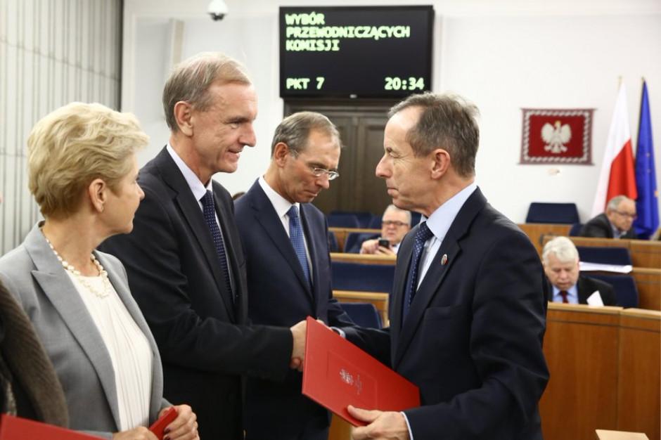 Skład senackiej Komisji Samorządu Terytorialnego i Administracji Państwowej X kadencji