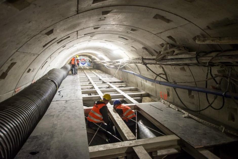 Awaria rurociągu naprawiona. Warszawa przełączy ścieki z bypassa na kolektory