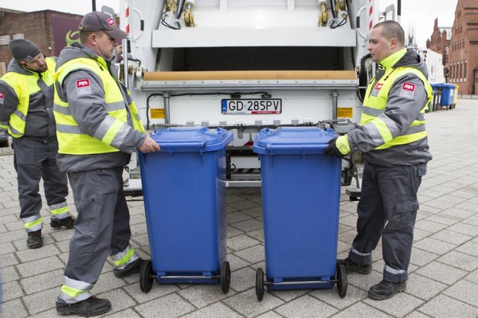 W Gdańsku też drożeje odbiór odpadów
