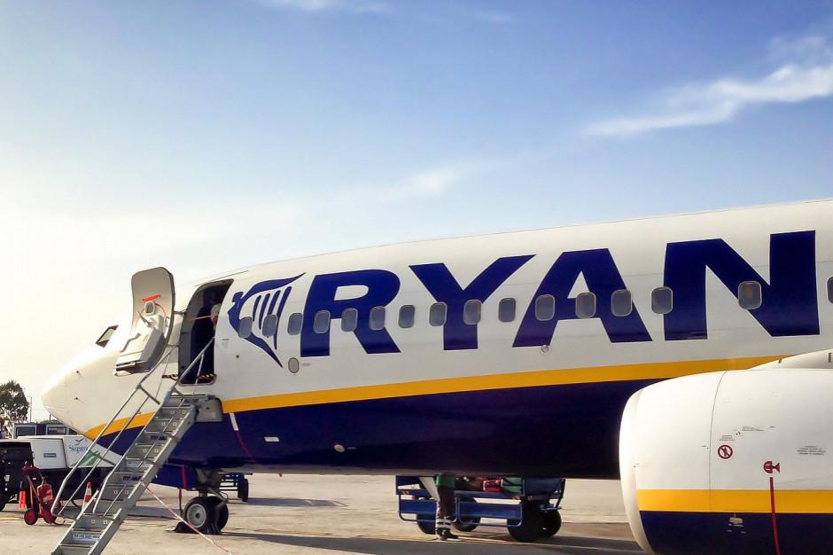 70 tys. pasażerów poleci liniami Ryanair z lotniska Olsztyn Mazury w sezonie zimowym