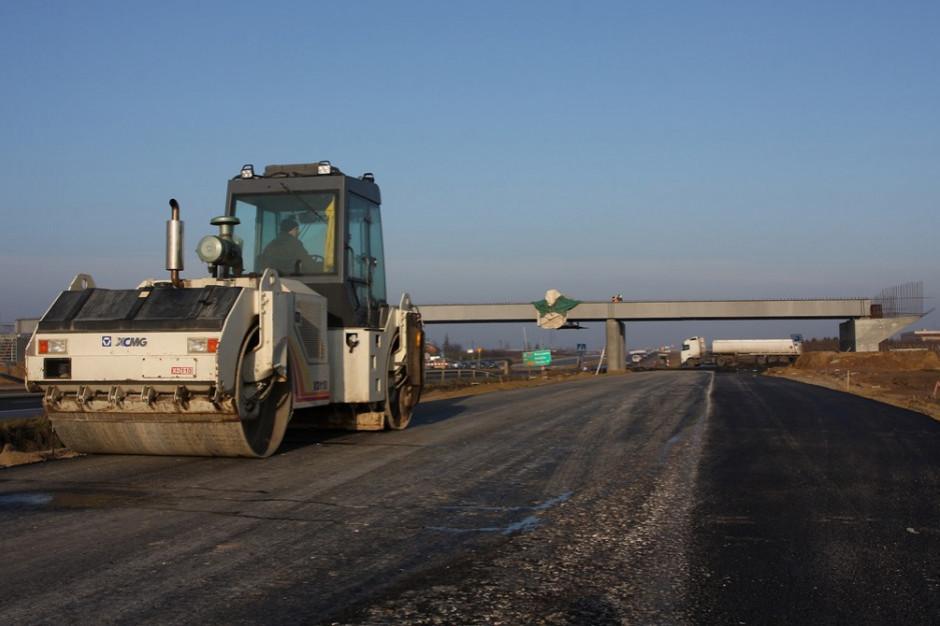 GDDKiA: zakończyło się betonowanie jezdni A1 wokół Częstochowy