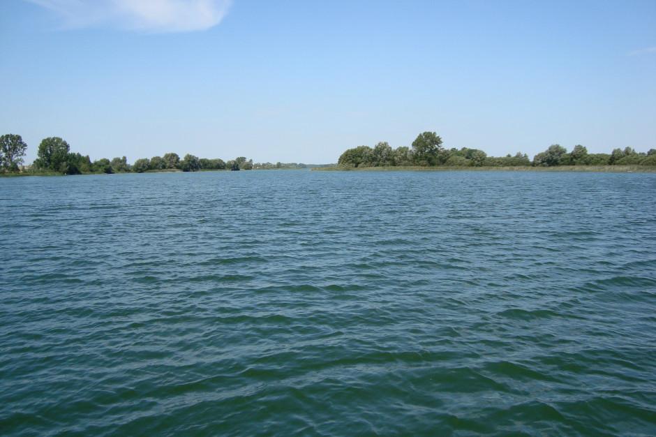 Jezioro Gopło odsłoniło konstrukcje sprzed tysiąca lat