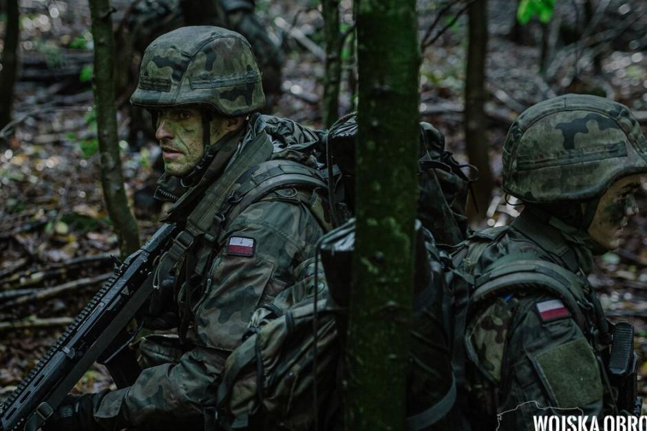 Ćwiczenia żołnierzy WOT w 12 województwach