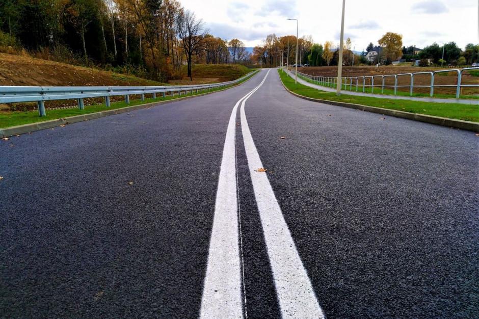 Nowa ulica płączyła dzielnice Bielska-Białej z drogą ekspresową
