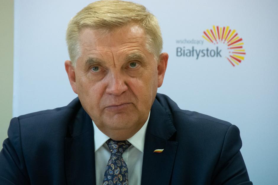 Białystok, Tadeusz Truskolaski: Budżet na 2020 r. będzie budżetem przeżycia