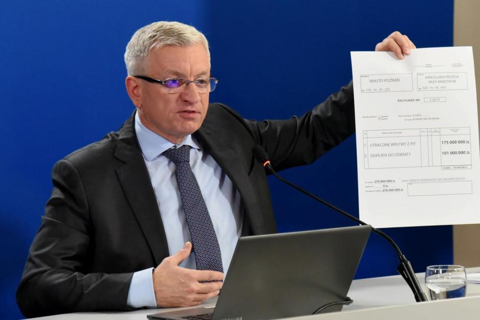 Budżet 2020 - Poznań wystawia rachunek rządowi