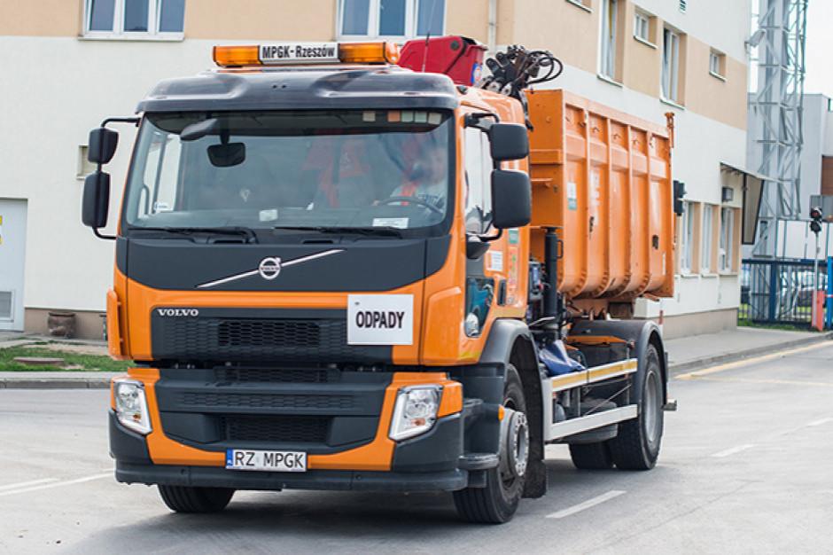 Drugi etap przetargu na dostawę odpadów w Rzeszowie