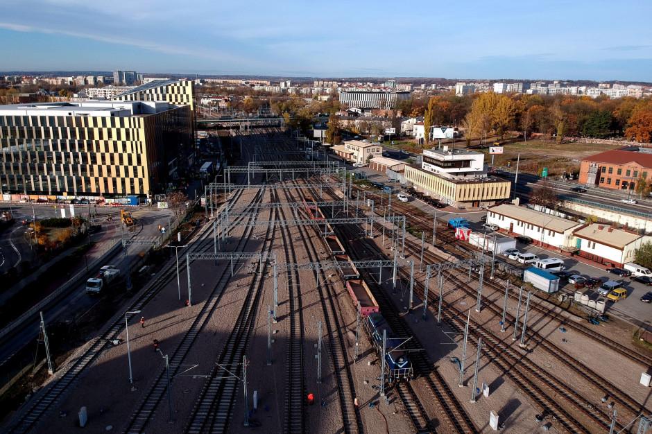 Zmiany w ruchu pociągów z powodu instalacji nowego systemu sterowania ruchem na stacji Kraków Główny