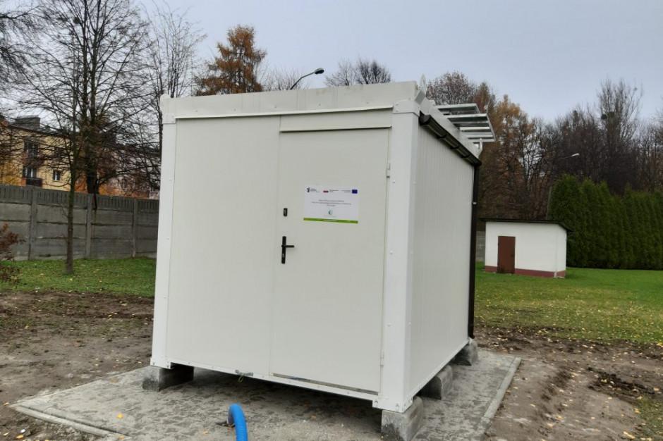 W Oświęcimiu stacjonarna stacja pomiaru zanieczyszczeń zastąpi mobilną