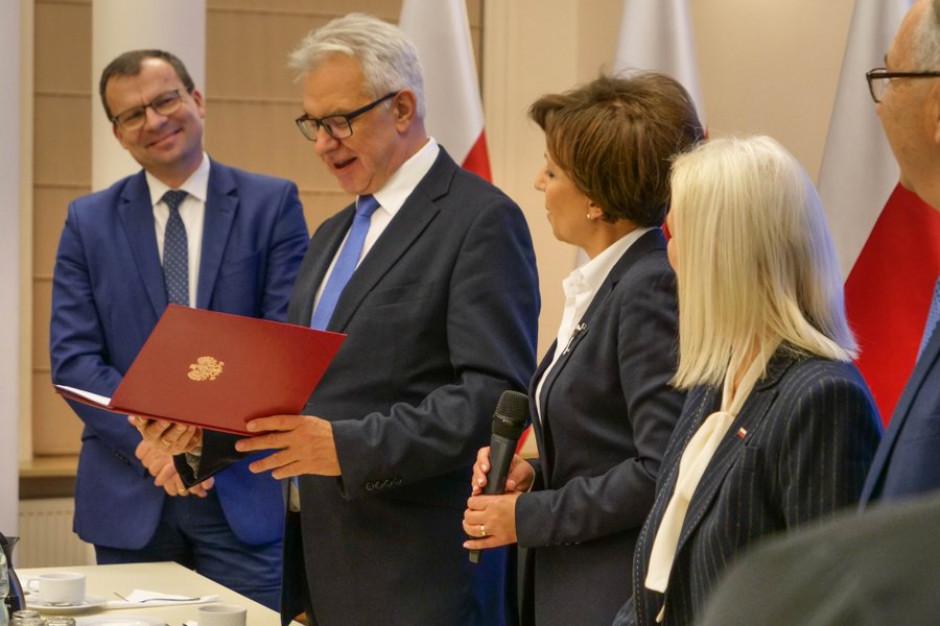 Krzysztof Michałkiewicz nowym prezesem PFRON