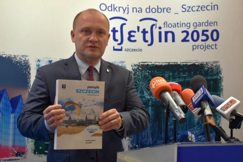 Szczecin ma projekt budżetu na 2020 rok