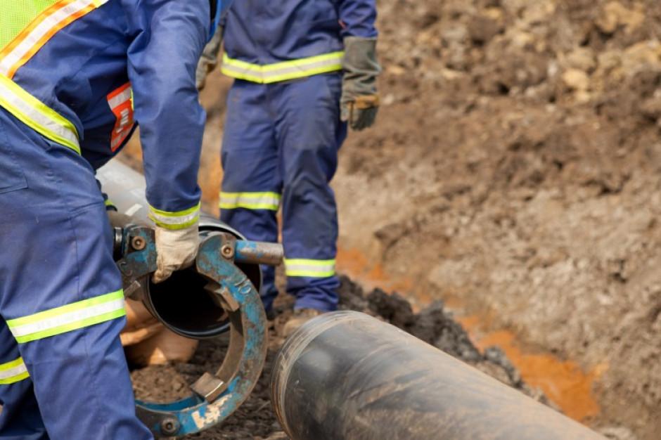 Sieć wodociągowa, gazowa i ciepłownicza pod lupą GUS