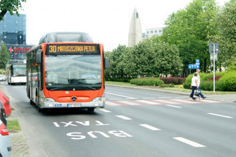 Buspasy nie tylko dla autobusów. Kto jeszcze powinien nimi jeździć?