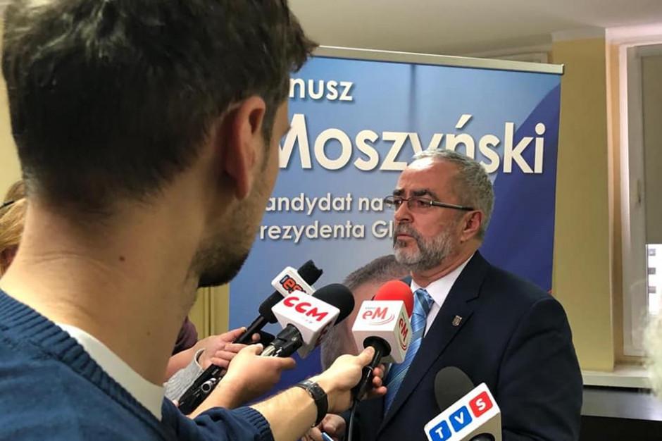Janusz Moszyński i Marek Widuch wśród kandydatów na prezydenta Gliwic