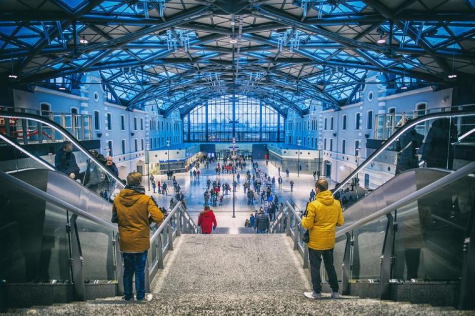 Dworzec Łódź Fabryczna będzie dworcem przelotowym. Latem ruszy ważna inwestycja