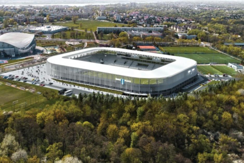 Płock wybrał wykonawcę nowego stadionu