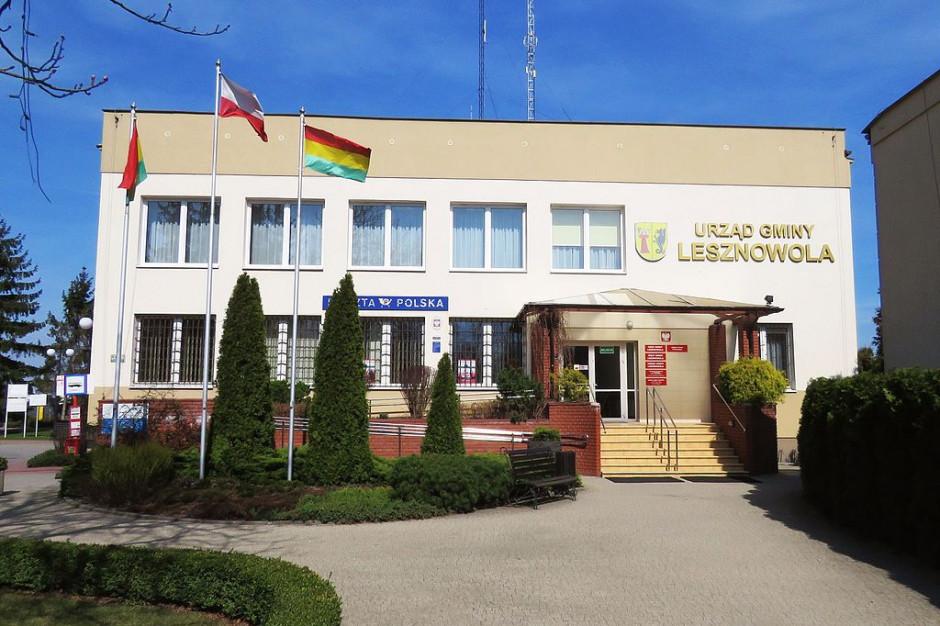 Wójt gminy Lesznowola może wrócić do pracy w urzędzie