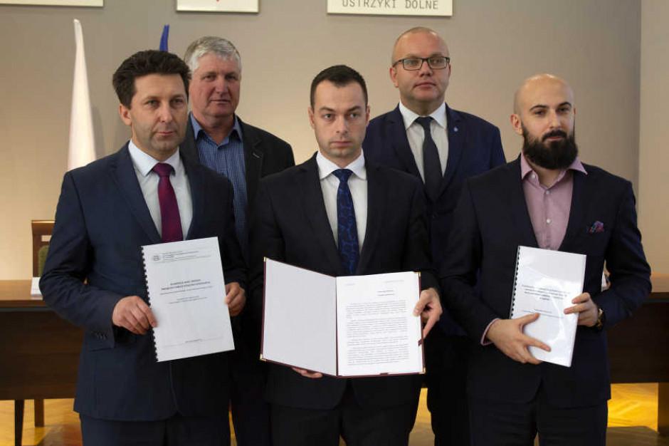 Podkarpackie gminy chcą być na liście średnich miast ze szczególnym wsparciem
