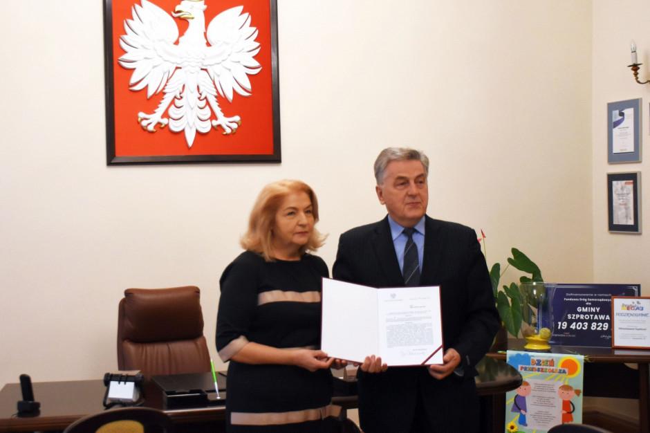 Ewa Gancarz tymczasowym wójtem Szprotawy