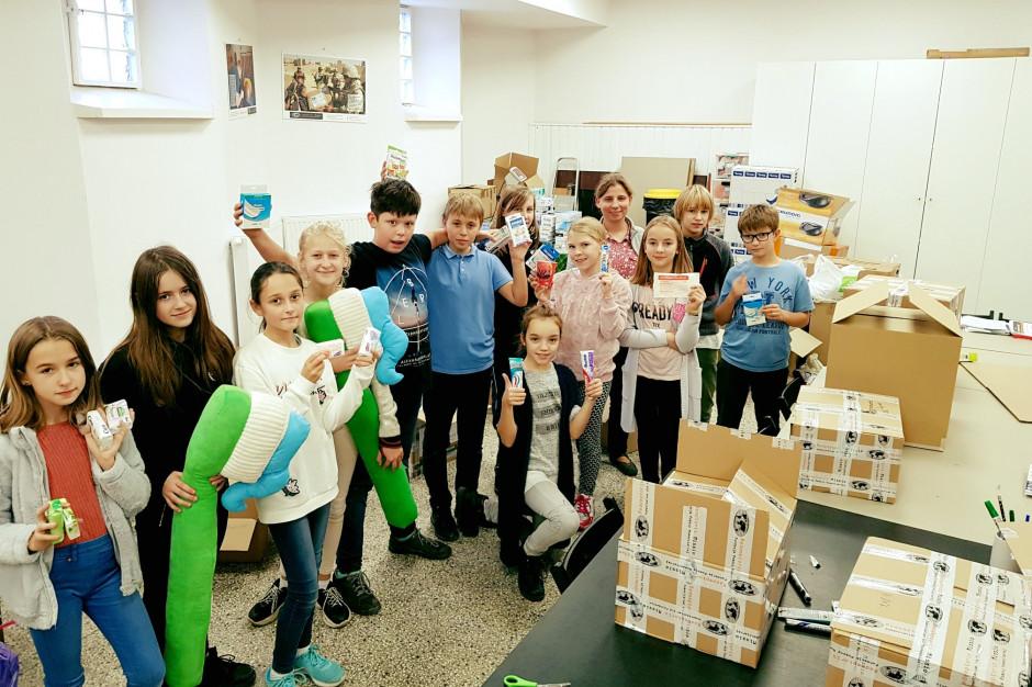 Poznań: zebrali ponad 3 tony opatrunków dla szpitali misyjnych